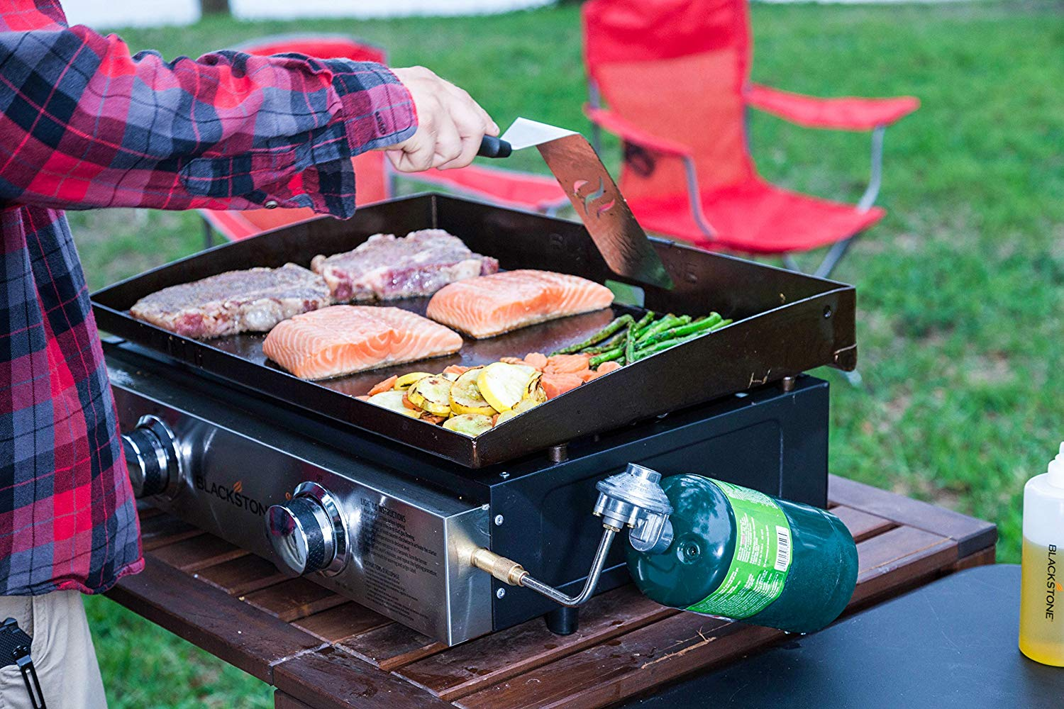 Blackstone Tabletop Camping Grill