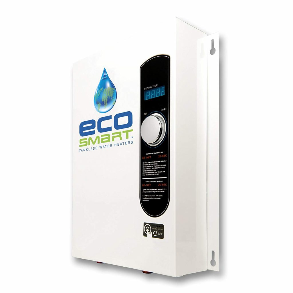 The ECO 18 Electric Tankless Water Heater
