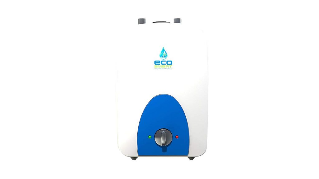 The Eco Mini Water heater with Tank from Ecosmart
