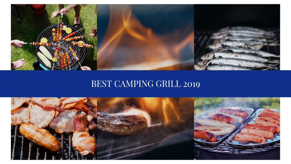 Best Camping Grills 2019