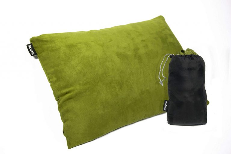 Sloth Mellow Lightweight Camping Pillow