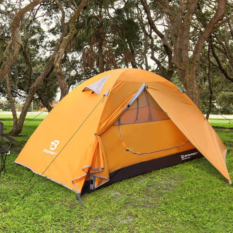 Bessport camping tent for 2 people
