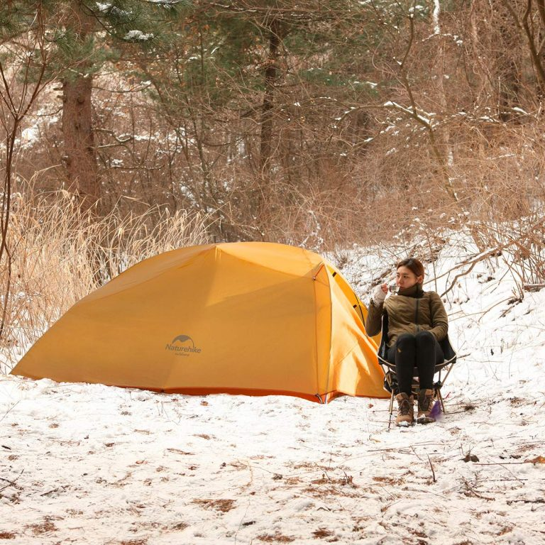 Naturehike cloud-up lightweight backpacking tent
