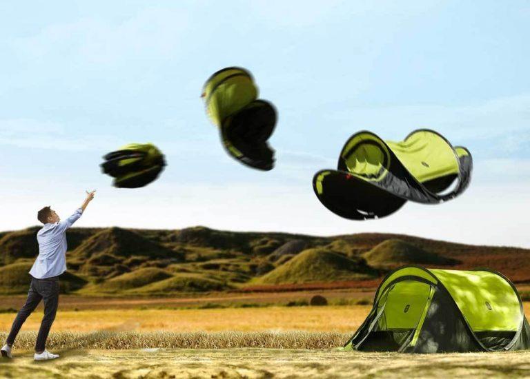 Zenph automatic tent