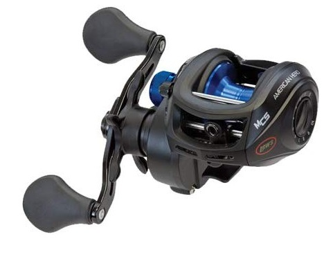 Lew's Fishing American Heroes Speed Spool Baitcast Reel