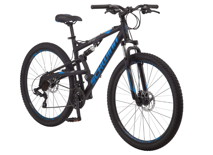 review of schwinn mountain bikes