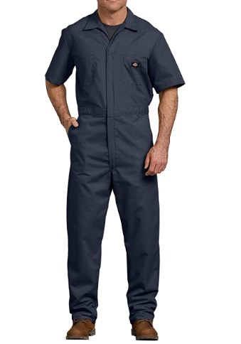 best short sleeve coverall