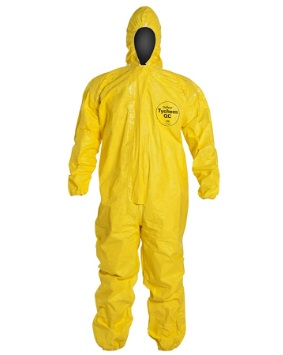 best chemical protection coverall